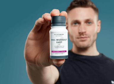 Pre-Workout Shots | Myvitamins