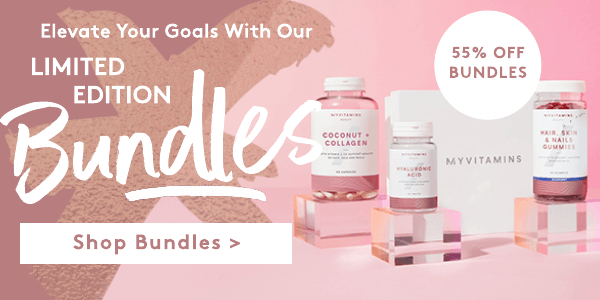 55% Off bundles | Myvitamins