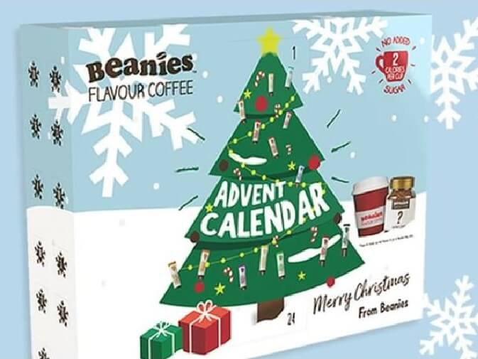 15% off the Limited Edition Advent Calendar
