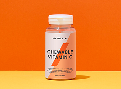a bottle of vitamin C