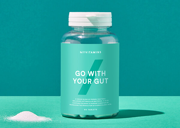 Go With Your Gut - Key Formulation