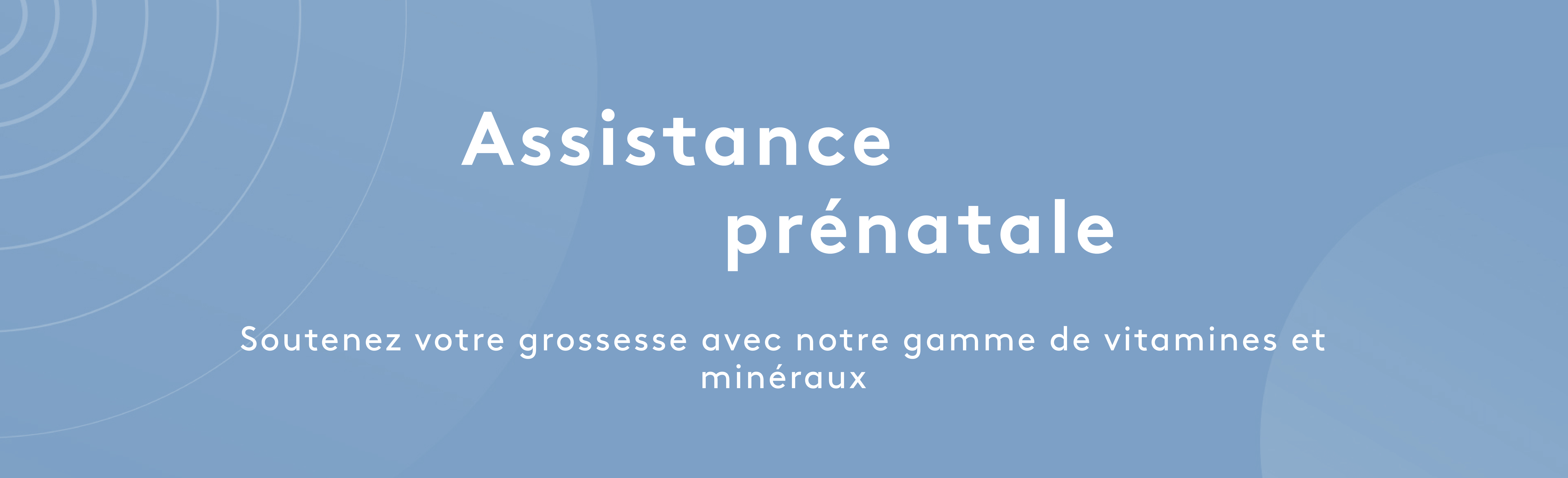 Assistance Prenatale| Myvitamins