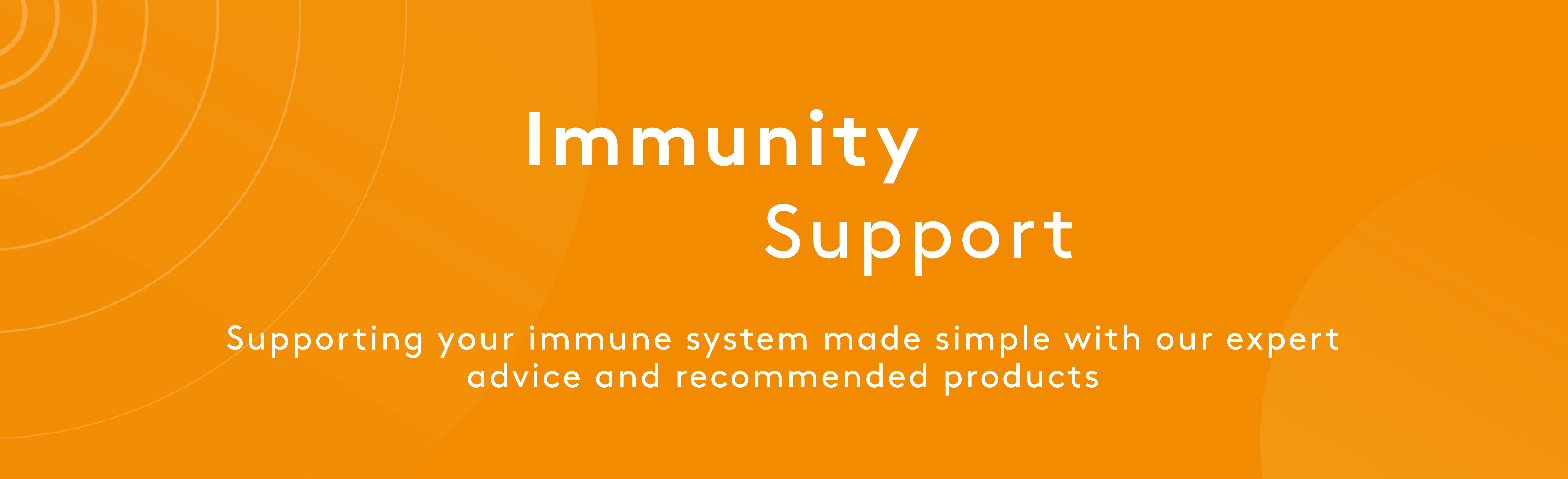 Immunity Support | Myvitamins