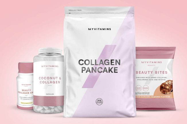 Collagen Challenge l Myvitamins