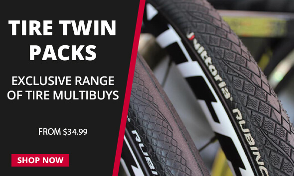TIRE TWIN PACKS - Exclusive range of tire multibuys from $34.99, show now