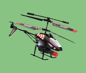 DRONEN & FERNGESTEUERTE SPIELZEUGE
