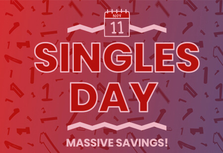 Singles Day Offers