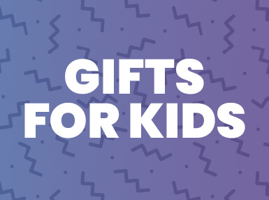 Gifts, gadgets and toys for all the girls and boys