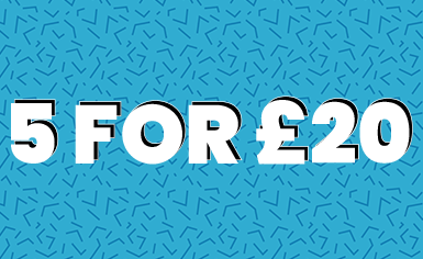 5 For £20 Gifts