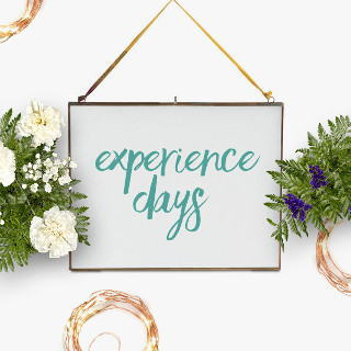 Experiences Days and Spa Days for Mother's Day