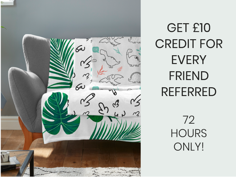 Refer a Friend - IWOOT UK