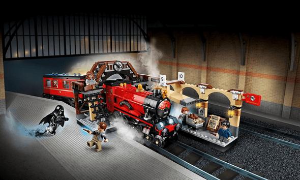 <b>乐高 哈利波特系列<br>霍格沃茨特快列车</b><br>(75955)