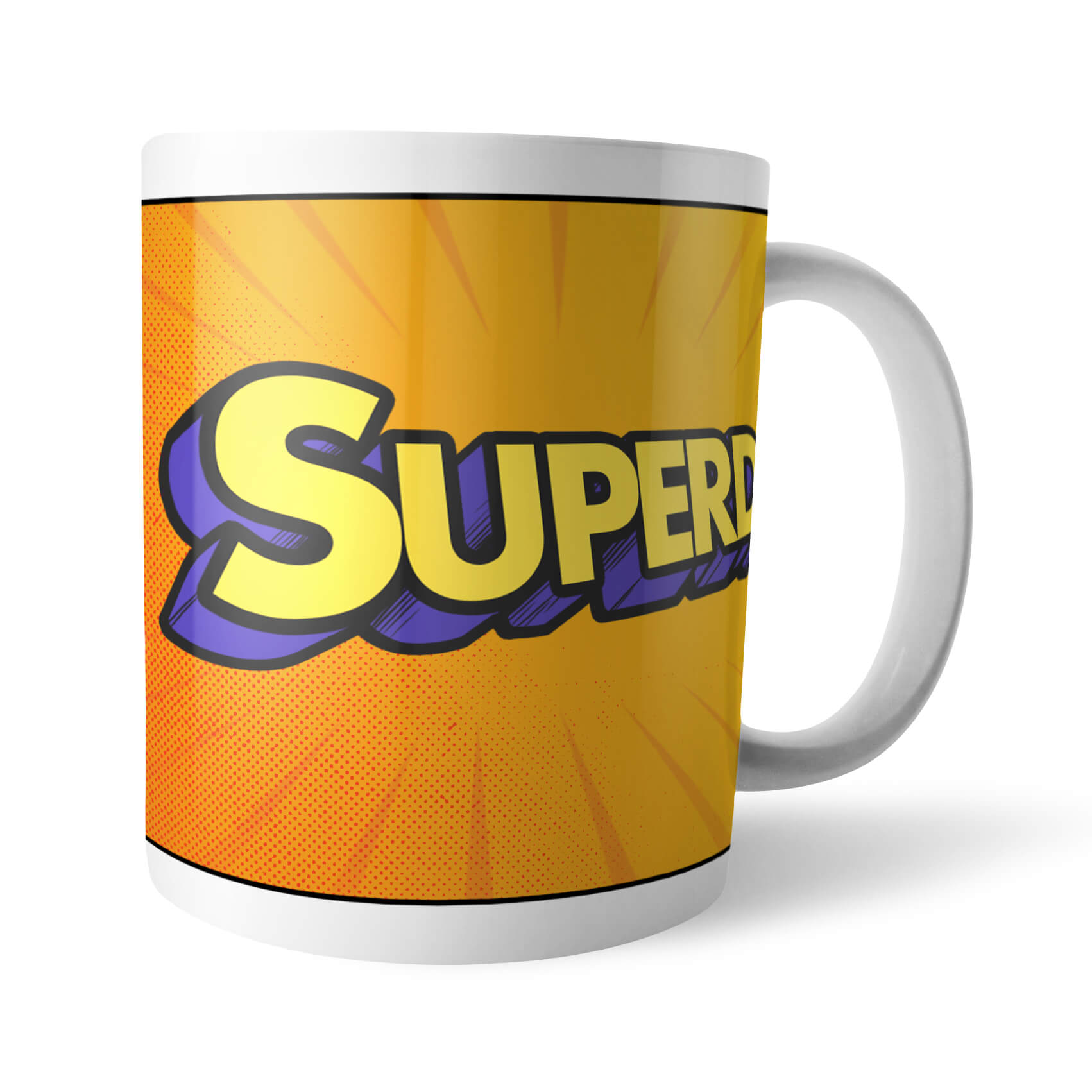 Father's Day Superdad Mug