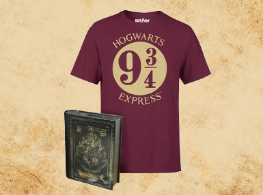 Harry Potter Magical Mega Bundle - Only £8.99