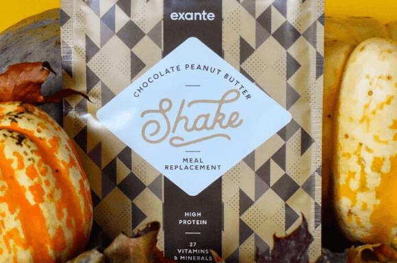 Schokolade Erdnussbutter Shake