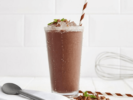 exante Schokolade Minze Shake