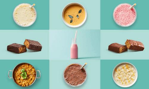 Sie suchen nach nahrhaften und leckeren Snacks für Ihren aktiven Lebensstil?