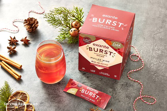 BURST Mulled Wine