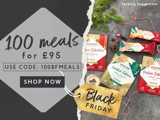 100 MEALS FOR £95