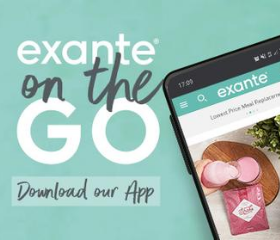 exante on the go 'Download our App'