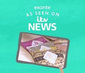 exante 'As seen on ITV news'
