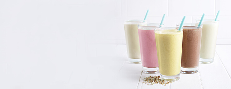 Meal Replacement Low Sugar Smoothies