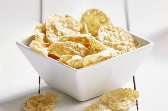 Salt & Vinegar Protein Crisps
