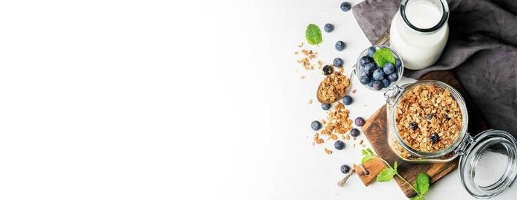 Desayuno saludable Exante