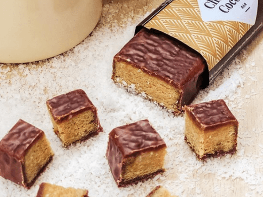 Barrita de Chocolate y Caramelo Exante