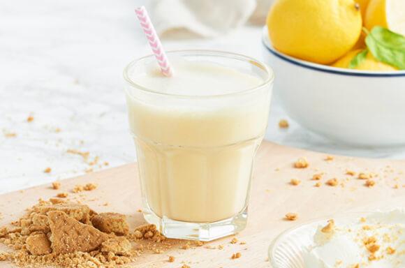 Batido de Cheesecake de Limón de Exante España