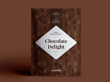 Pudín de Chocolate   Dieta Exante