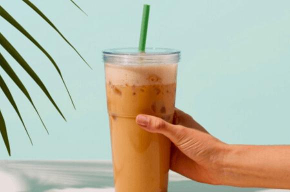 Frappé de Café con Leche y Caramelo | Dieta Exante