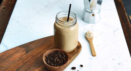 Batido Vegano de Café y Nuez para adelgazar de la Dieta Exante España