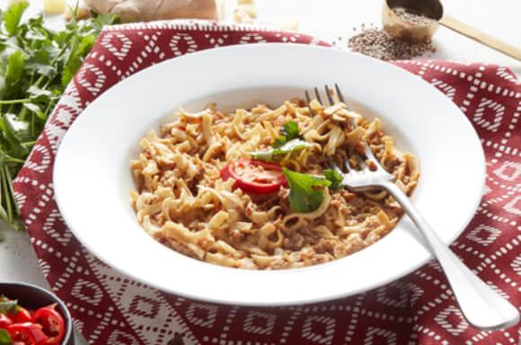 Noodles Agrodolci Exante Diet