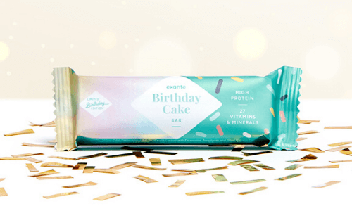 Barretta Birthday Cake