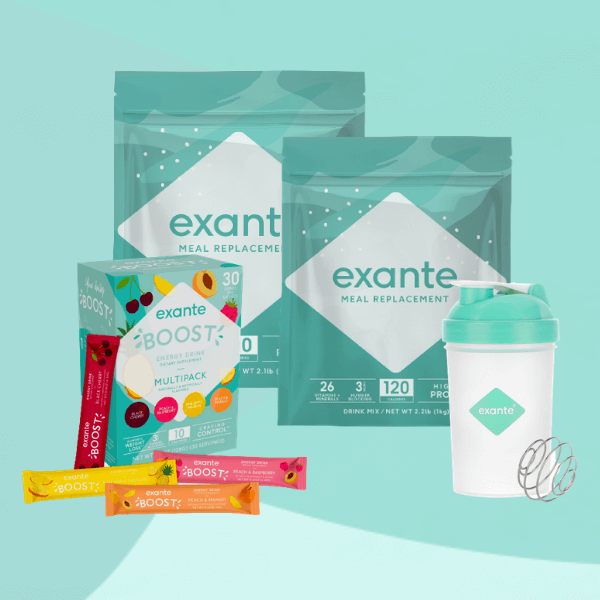 Don't miss our Shake and BOOST Range