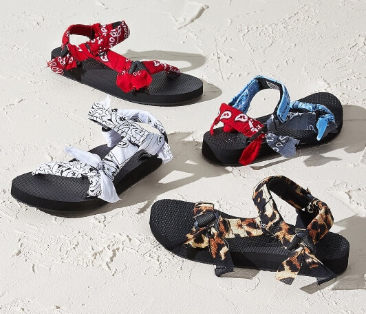 Five of the Best Sandals for the Summer