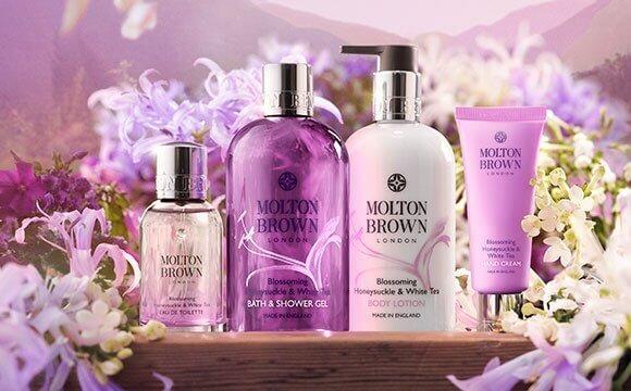 Brand Focus: Molton Brown
