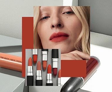 Mac Cosmetics Lippenstifte Foundation Lookfantastic