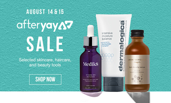 Afteryay Sale Starts Now