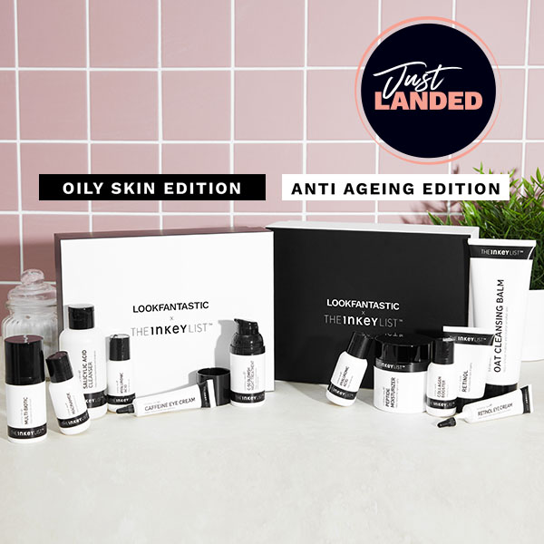 The Inkey List X LOOKFANTASTIC Beauty Box