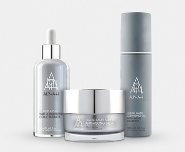 Alpha-H produkter