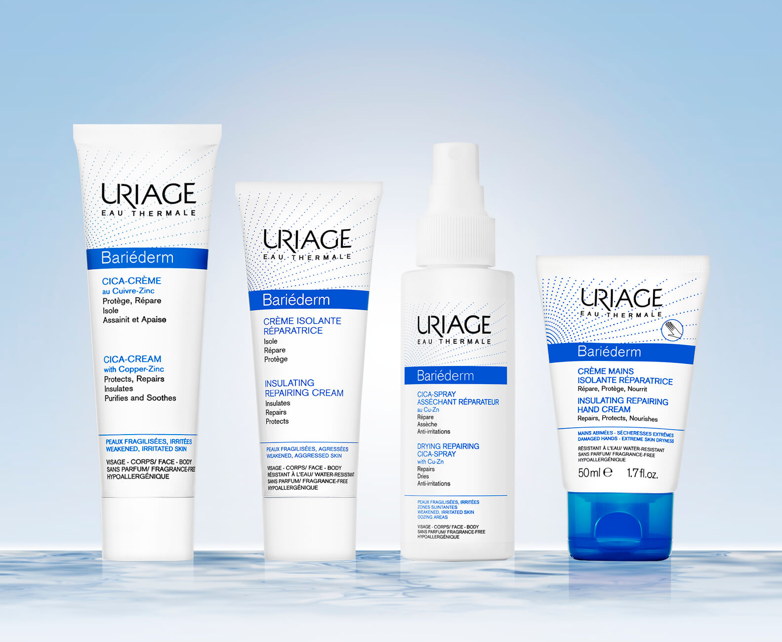 HEALING & SPECIFIC SKINCARE