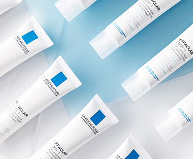 Oily, Blemish & Acne prone skin