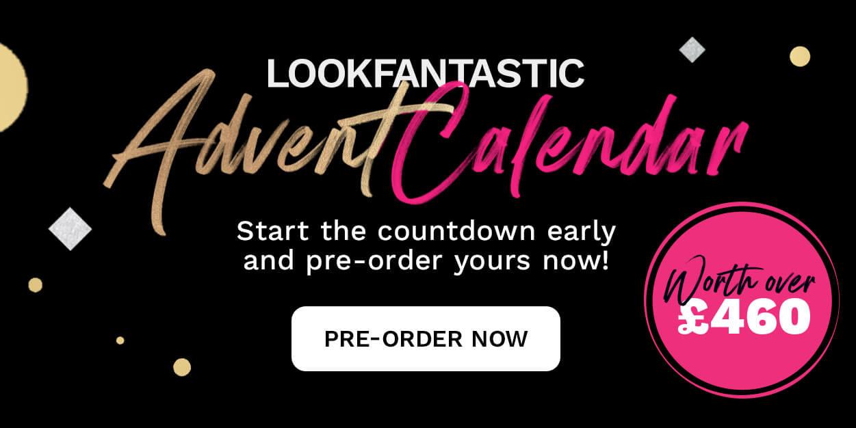LOOKFANTASTIC Beauty Advent Calendar