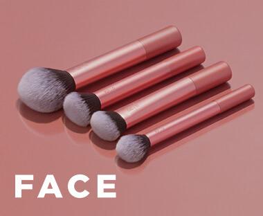 Real Techniques Base Brushes & Sponges