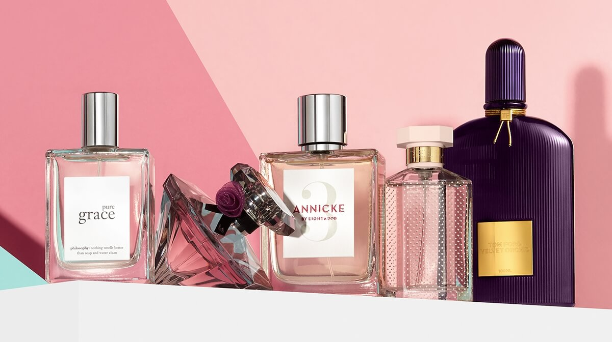 An edit of the best perfumes for women 2019