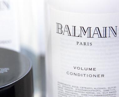 Balmain for fine hair