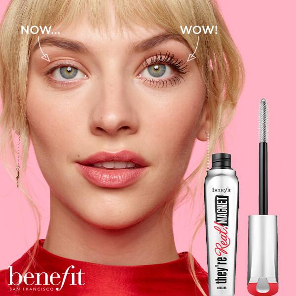 benefit new mascara