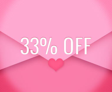 Up to 33% off